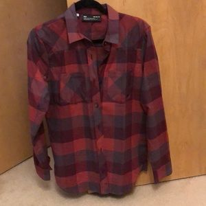 Under Armour Flannel